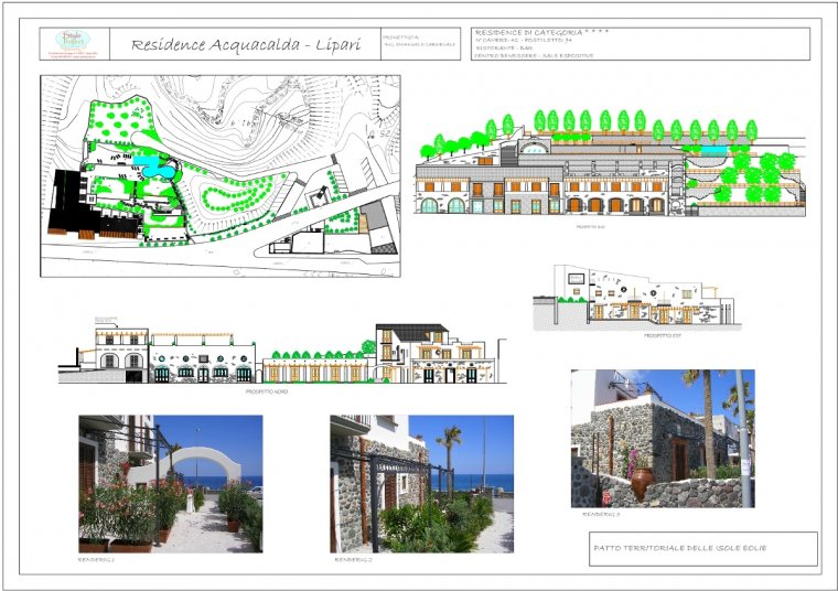 Style Project Engineering - Residence Acquacalda